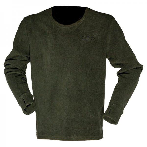 Ridgeline Essential Long Sleeve Fleece Tee - Fleece-Shirt