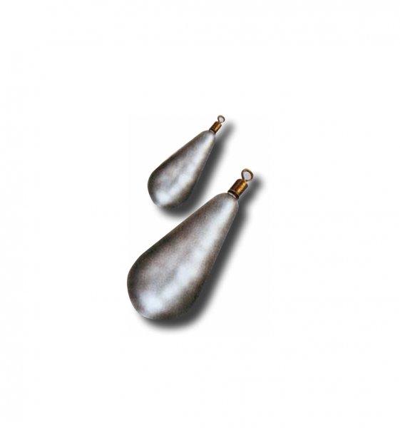 Birnenblei mit Wirbel - Gewicht 7 g bis 100 g