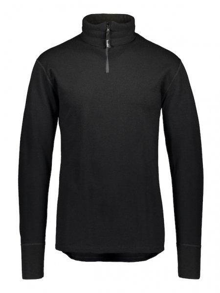 Svala Merino Shirt Zip Neck - Merino Shirt mit Reissverschluss