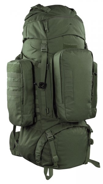 Tasmanian Tiger Range Pack MK II - Oliv - Vorderansicht