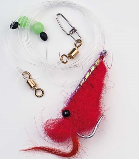 Behr Starkes Garnelen-System - Big Shrimp-Rig