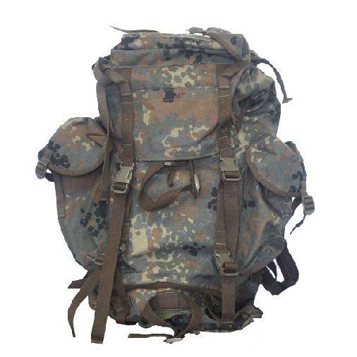 Original Bundeswehr Kampfrucksack gebraucht