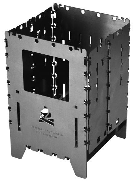 Bushcraft Essentials Bushbox XL Kocher