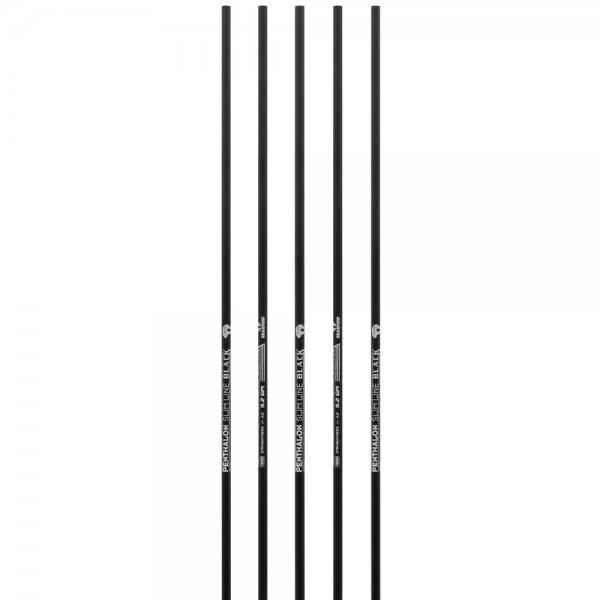 Penthalon Slim Line schwarz