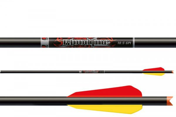 Easton Carbon Bloodline Carbon-Bolzen für Armbrüste