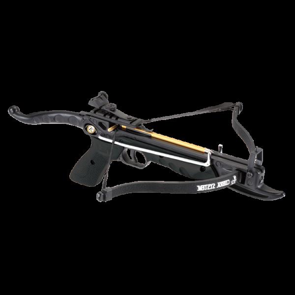 Ek-Archery Cobra Pistolenarmbrust - 80 LBS schwarz