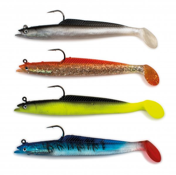 Behr Trendex Paddle Eel 12 cm montiert 4 Stück