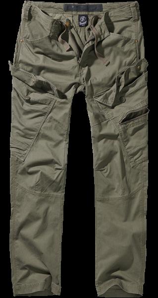 Brandit Adven Slim Fit Trousers - Freizeithose