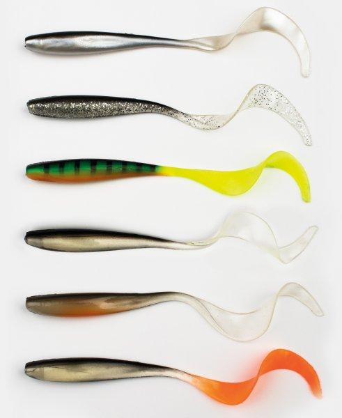 Behr Trendex Slim Tail - Gummiköder