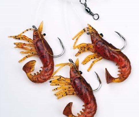 Behr Natural Shrimp Seitenarm-System braun-glitter