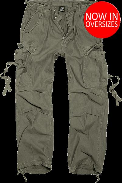 Brandit M-65 Vintage Trousers - Freizeithose
