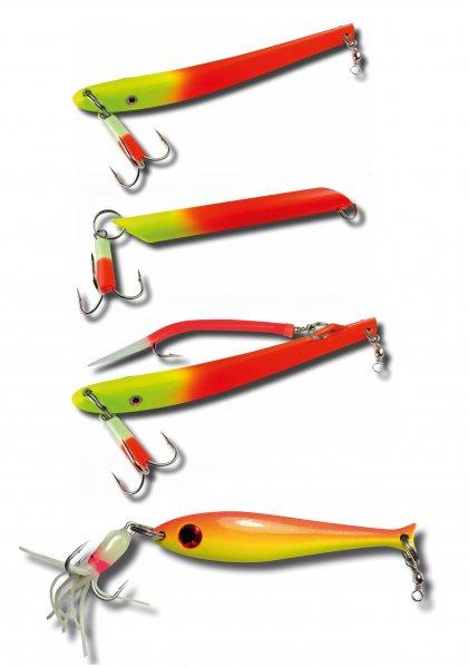 Behr Pilker Serie Farb-Pilker vier Modelle