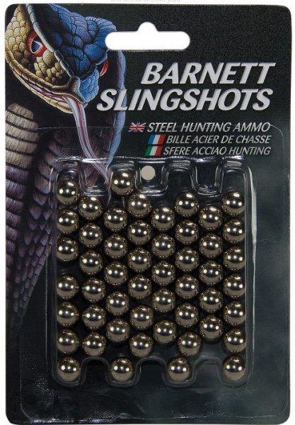 Barnett Stahlkugel-Munition für Schleudern